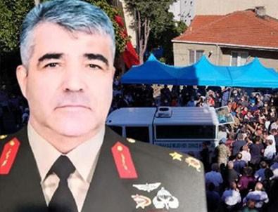 İdlib şehidi generale son görev!