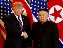 TRUMP - Trump: 'Kim'i hafife almayın!'
