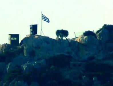 Yunanistan provokasyona devam ediyor! Meis'ten sonra Karaada!