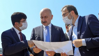 Bakan Karaismailoğlu'ndan flaş metro açıklaması:!