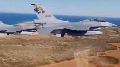 F-16'lar havalandı!