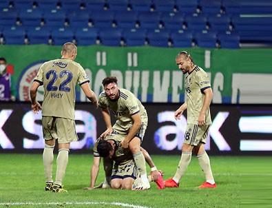 Fenerbahçe Rize'de transferleriyle kazandı!