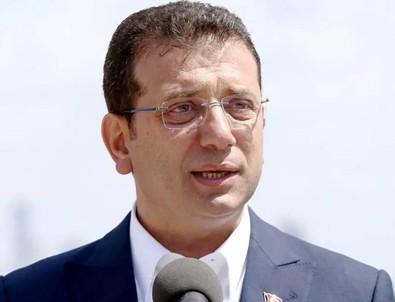 CHP'li İBB Başkanı Ekrem İmamoğlu durdurdu, bakanlıklar yapıyor