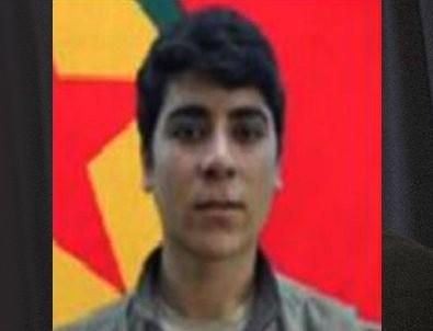 500 bin lira ödülle aranan PKK'nın sözde komutanı yakalandı