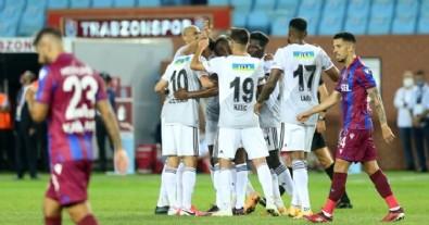 Beşiktaş sezonun ilk derbisini kazandı!