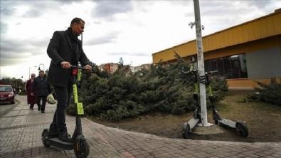 E-Scooter'da yeni dönem!