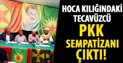 İstanbul'da hoca kılığındaki PKK sempatizanı sapık tutuklandı