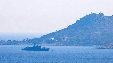 Meis Adası açıklarında askeri hareketlilik!