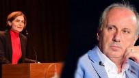 MUHARREM İNCE - Muharrem İnce'den Kaftancıoğlu'na gönderme!