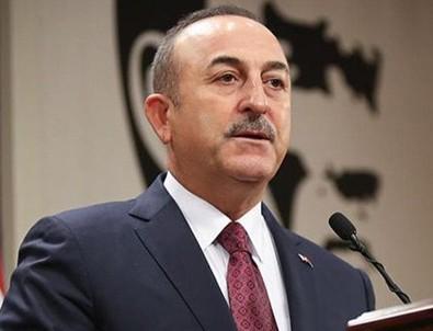 Bakan Çavuşoğlu'ndan Oruç Reis açıklaması