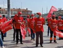 CUMHURİYET MEYDANI - CHP'li Bakırköy Belediyesi'nde toplu sözleşme krizi!