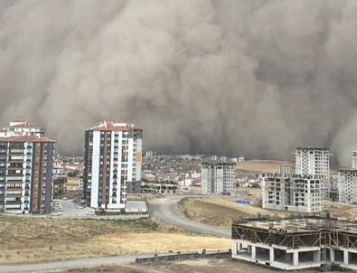 Meteoroloji'den son dakika toz fırtınası uyarısı!