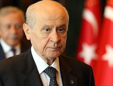 MHP Lideri Bahçeli felaket tellallarına karşı uyardı!