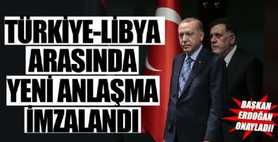Erdoğan onayladı!