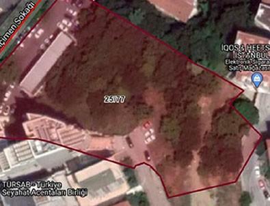 İBB binlerce metrekarelik ağaçlık alanı satışa çıkarttı!