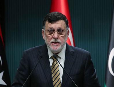 Serrac'tan yeni hükümet açıklaması!