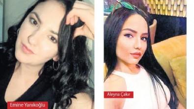 Aleyna Çakır ile Emine Yanıkoğlu'nun arkadaş oldukları ortaya çıktı! Aynı kader aynı son