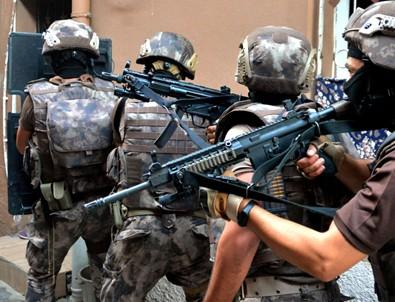 Başkent'te DEAŞ operasyonu: 16 gözaltı