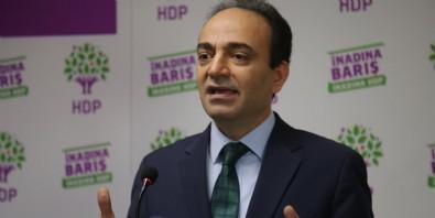 HDP'li firari Osman Baydemir hakkında kırmızı bülten!