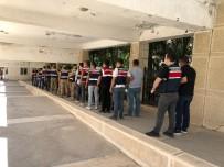 ADLİ KONTROL - Fuhuş operasyonunda 47 gözaltı!