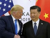 TRUMP - Çin devlet başkanından savaş açıklaması!
