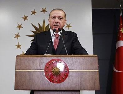 Başkan Erdoğan'dan dikkat çeken çağrı!