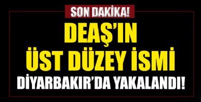 DEAŞ'ın sözde Diyarbakır emiri Nihat Turan yakalandı