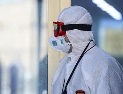 Koronavirüs salgınında korkutan oluyor!
