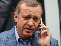 TELEFON GÖRÜŞMESİ - Başkan Erdoğan'ın yoğun diplomasi trafiği!