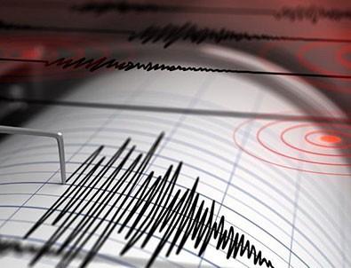 Bingöl'de peş peşe depremler!
