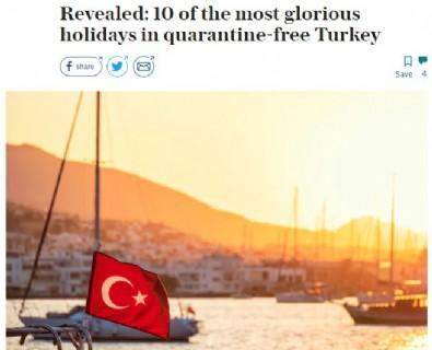 En güvenli ülke Türkiye!