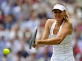 WIMBLEDON - Sharapova finali Kvitova ile oynayacak