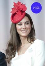 CAMBRIDGE - Kate Middleton'ın İsabet(Hit) Ve Iskaları(Miss)