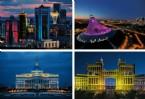 KAZAKISTAN - Başkent Astana, Kazakistan