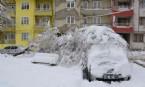 Kar Yağışı Hayatı Böyle Etkiledi