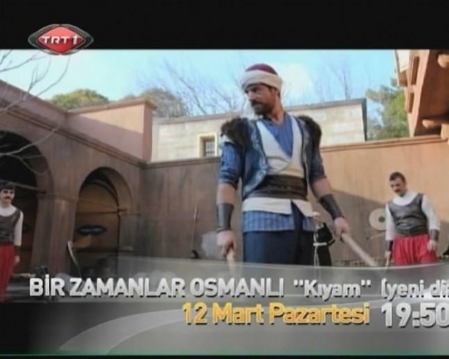 hazim kormukcu - Bir Zamanlar Osmanlı Kıyam 1. Bölüm Özeti Ve Fragmanı