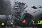POLONYA - Polonya'da Tren Faciası