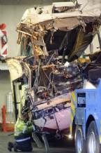İsviçre'de Otobüs Kazası: 28 Ölü