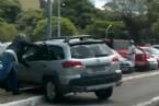 BREZILYA - İşte Kadın Şoförün İntikamı