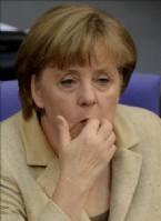 ANGELA MERKEL - Yok Artık Angela Merkel