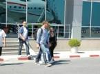 MADONNA - Madonna İstanbul'dan Böyle Ayrıldı