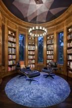Ev Kütüphanesi Tasarım Fikirleri