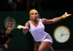 Şampiyon Serena Williams