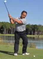 Bülent Serttaş'ın Golf Merakı