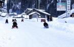 Rize Ayder Yaylası'ndan Kar Manzaraları