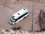 Antalya  Alanya'da Minibüs Dereye Uçtu: 8 Ölü
