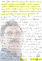 İşte Abdullah Öcalan'ın O Mektubu