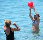 Antalya'da Plaj Sezonu Açıldı