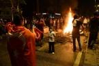 TAKSIM - Ankara Dikmen Caddesi Savaş Alanına Döndü