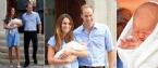 KATE MİDDLETON - Prens Williams ve Kate Middleton'ın Oğlu